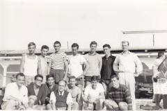 1962 - COPA BARBANAVE SISTIANA - 3.MESTO ZLATAN ČOK - BABIČ, NIKOLIČ, V.ČOK, ZLATAN ČOK, M.CERKVENI, MARUŠIČ, LUKEŽ, GREGO, VENTURINI