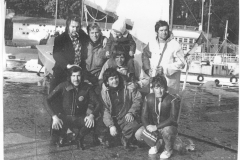 1974 Opatija Cup Orel V. Žbogar Slavko Orel Jure Gantar Miro Mušič Igor Tavš Milan Hrvatin Silvo