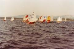 1975 - KRITERIJSKA REGATA BETINA - Y73 BRANKO PISTOTNIK