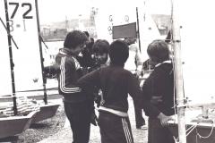 1978 - POKAL PRIJATELJSTVA MONFALCONE - KLAVDIJ PLETIKOS, ALJOŠA KARAS, GORAZD FRAS,