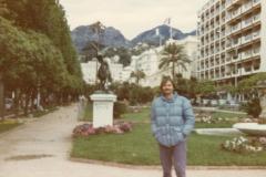 1984 - 013 Francija-Menton 1984