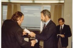 1992 40 obletnica kluba Mirko Kosmina, Bogdan in Danijel