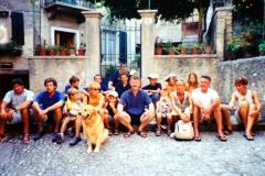 2003 - GARDA - TRENER JANEZ MRAK, EKIPA STARŠEV, OTROCI TER KUŽA TAČ